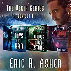 The Vesik Series: Books 1-3