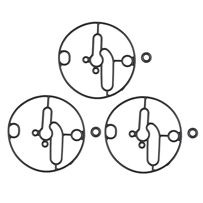 Amazon Com Hipa Pack Of 3 Float Bowl Gasket For Briggs Stratton