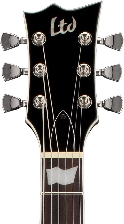 LTD Guitars & Basses EC-256FM LD - Guitarra eléctrica: Amazon.es ...