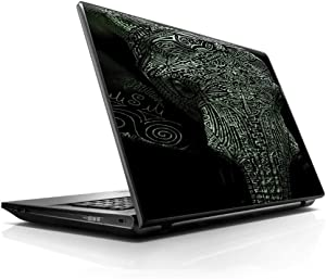 """15 15.6 inch Laptop Notebook Skin vinyl Sticker Cover Decal Fits 13.3"""" 14"""" 15.6"""" 16"""" HP Lenovo Apple Mac Dell Compaq Asus Acer / Aztec Elephant Tribal Design"""