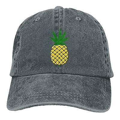 Baseball Cap Pineapple Weed Leaf Unisex Snapback Caps Adjustable Baseball Cap