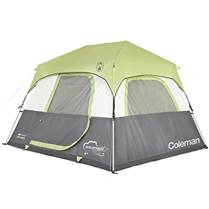 a7586179573 Amazon.com   Coleman Company Signature Instant Cabin 6 Person Double ...