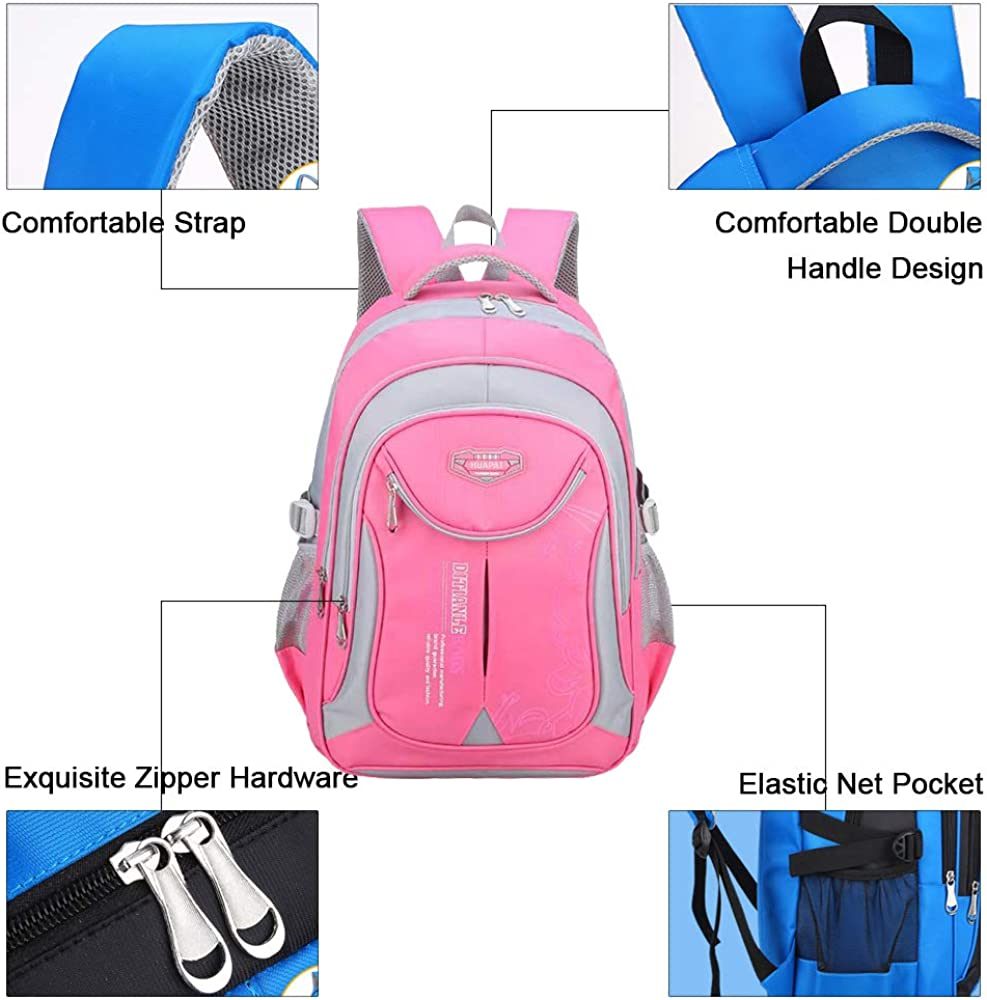 Casual Daypack Travel Outdoor Camouflage Backpack for Boys and Girls Great for School OuTrade School Backpack