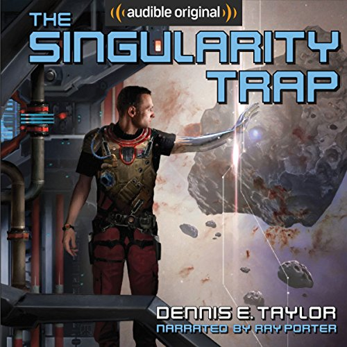 The Singularity Trap cover