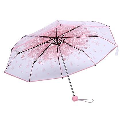 Parapluie Pliant à La Modeprincesse Parapluie Transparent