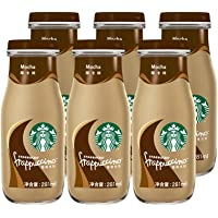 Starbucks 星巴克 星冰乐摩卡味咖啡饮料 瓶装 281ml*6