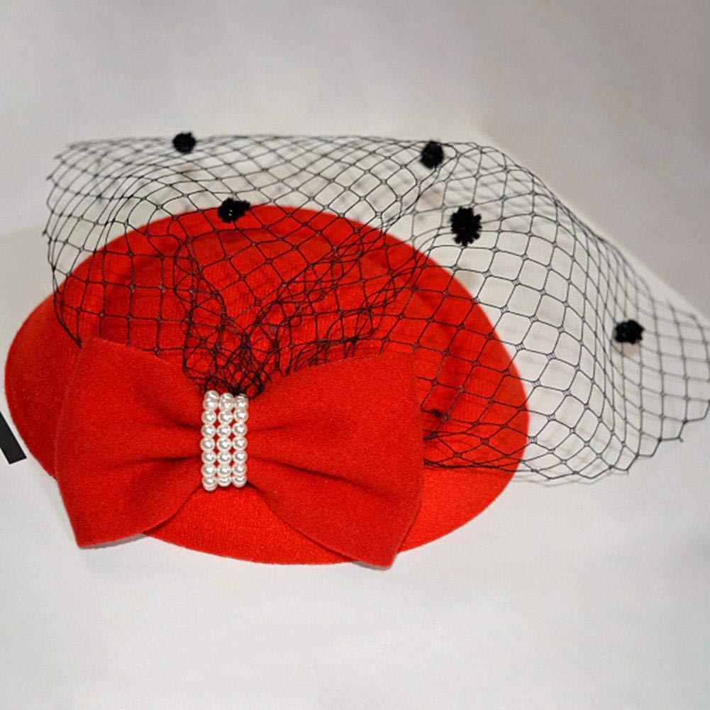 iBàste Vintage Ceremony Hat Elegant Cylinder Hat for Wedding ...