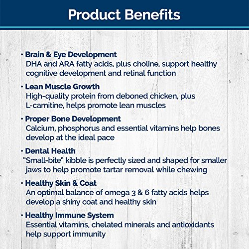 Blue Buffalo Life Protection Formula Natural Puppy Large Breed Dry Dog Food, Chicken and Brown Rice 30-lb by BLUE Life Protection Dog Food (Image #4)