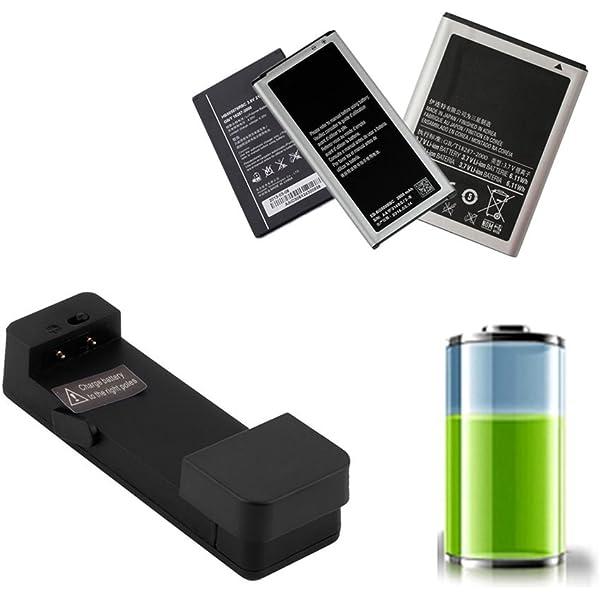 Cargador universal externo de baterias movil: Amazon.es ...