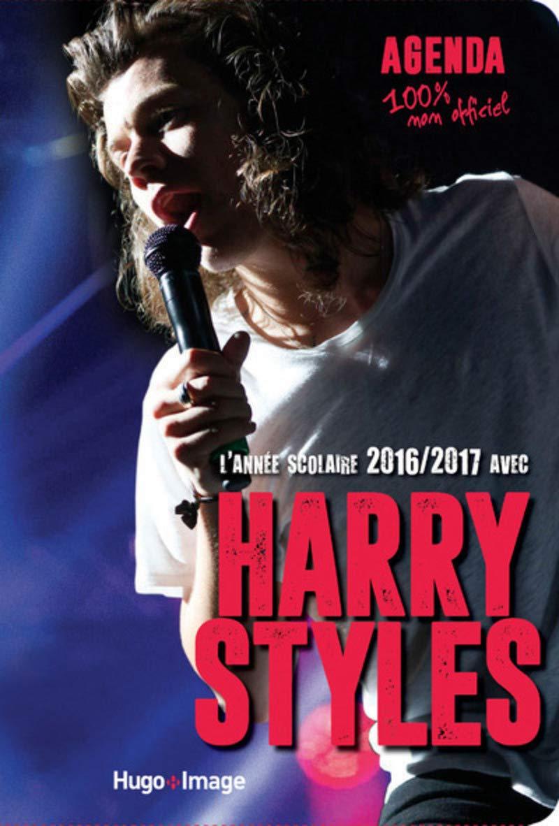 Agenda scolaire Harry Styles: Amazon.es: Collectif: Libros ...