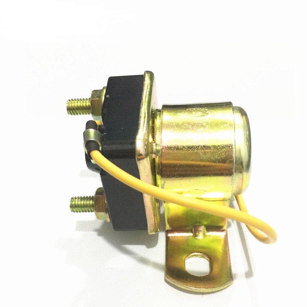 Wanheyao 12V 24V 50A Solenoid Relay Auto Motor Starter