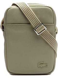 f712fe3723 Lacoste Sac Homme Access Premium, Porté Épaule, 20.5x4x15 cm (W x H