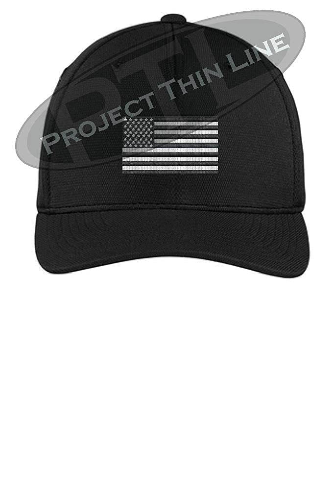 Embroidered Tactical Subdued American Flag Flexfit Baseball Hat - Black at  Amazon Men s Clothing store  7db463cdd00