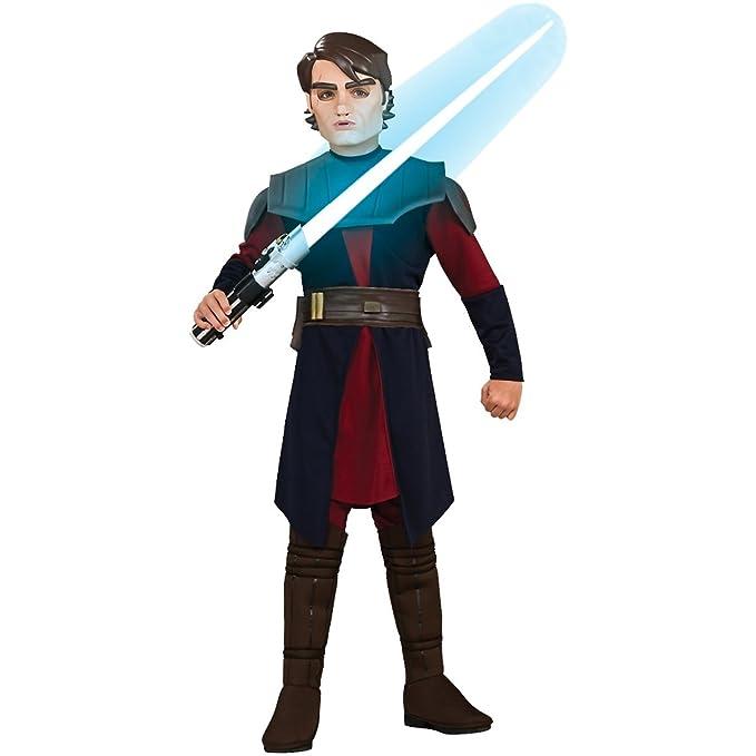 Anakin Skywalker Costume - Child deluxe