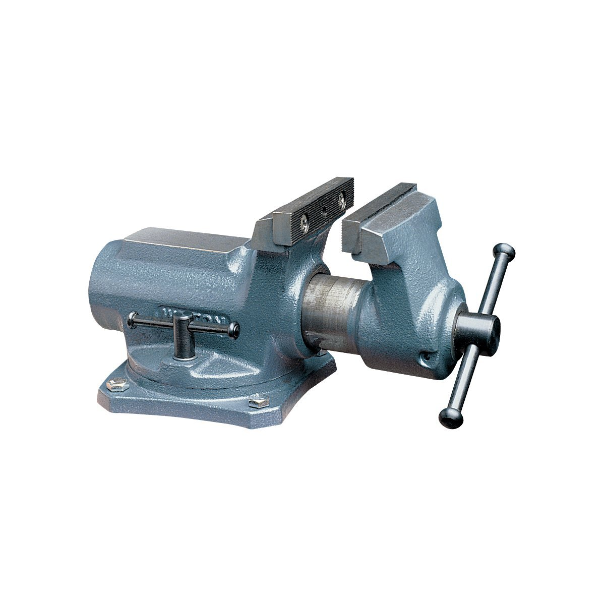 Wilton 63244 Sbv-65, Super-Junior Vise, Swivel Base, 2-1/2-Inch Jaw Width, 2-1/8-Inch Jaw Opening