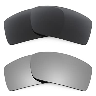 d0c049754b Amazon.com  Revant Replacement Lenses for Oakley Gascan 2 Pair Combo ...