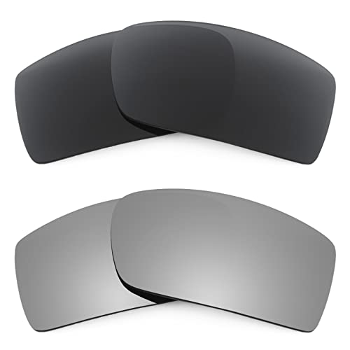 55967398ed826f Amazon.com  Revant Replacement Lenses for Oakley Gascan 2 Pair Combo ...