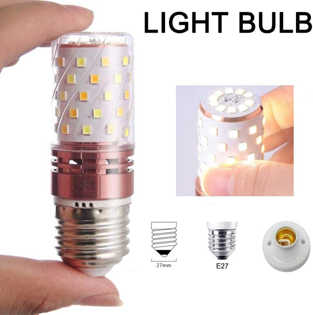 E27 Corn Lamp Light 220V 3W 5W 7W 9W 15W 24W 32W Energy Saving Lamps Efficient Led for Home Lighting X/&LFC Energy Saving Bright LED Bulb