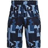Under Armour boys Renegade 3.0 Printed Shorts