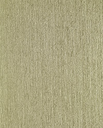 Washington Wallcoverings Taupe Chenille Textile Wallcovering, 50 yards