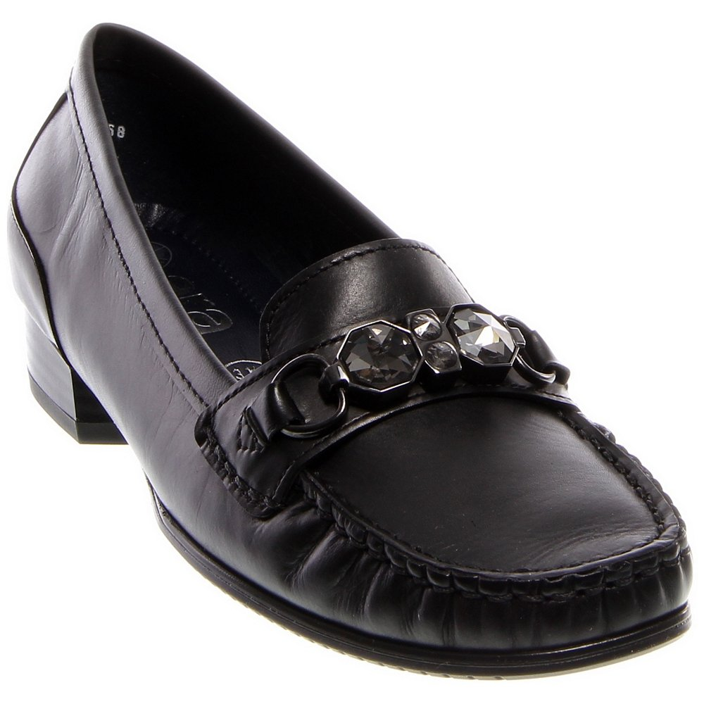 Ara Women's Blaise 30756 Casual Shoes,Black Leather,10.5 M US by ara