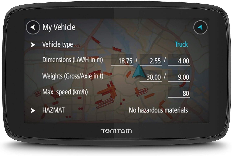 Tomom Telematic Pro 7350 EU Truck.
