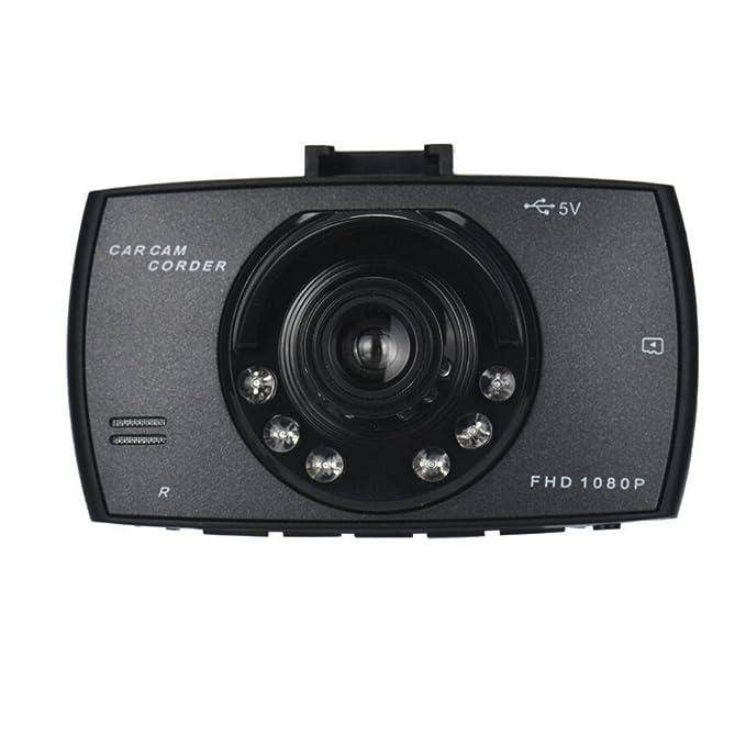 1 opinioni per Auto Veicolo Fotocamera, Ghisa Power Full HD 1080P 170gradi auto DVR Incidente