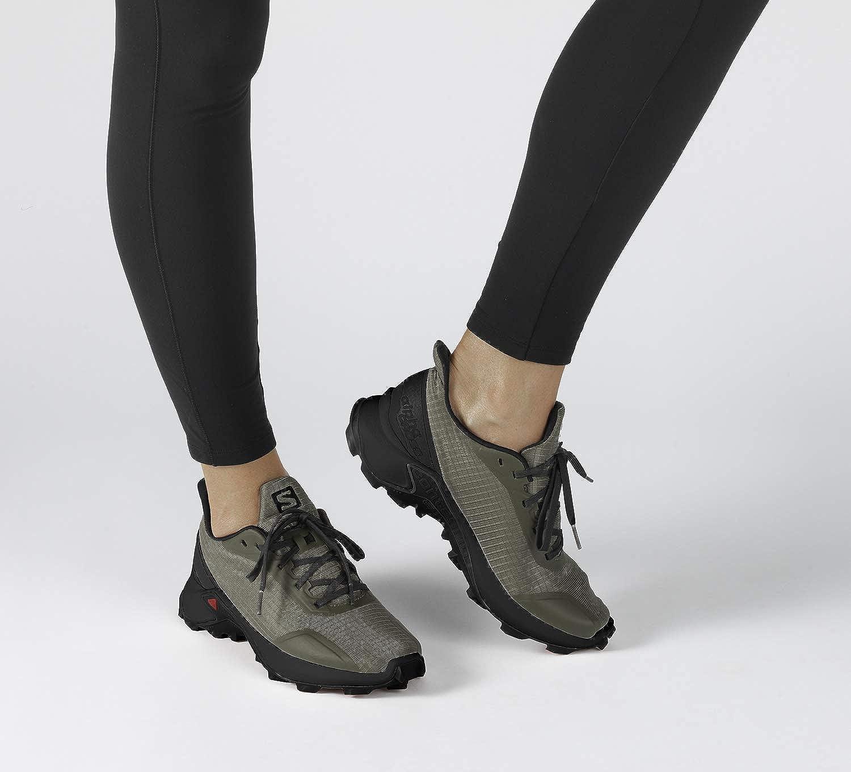 Salomon Mens Alphacross GTX Trail Running Shoe