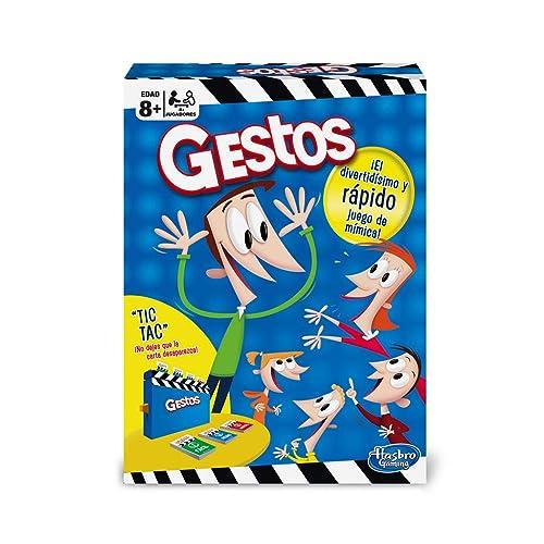 Hasbro Gaming Gestos Versión Española B0638105