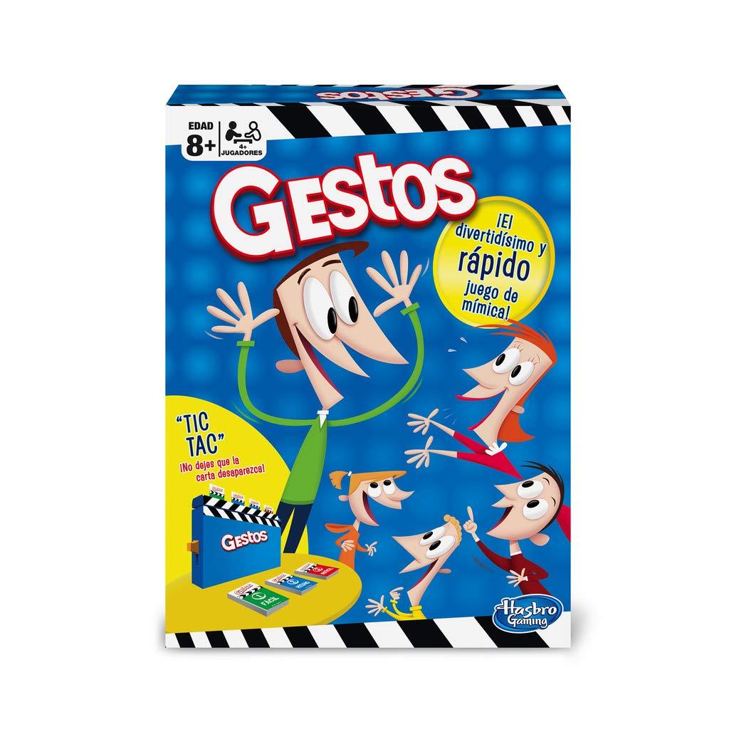 Hasbro Gaming - Juego de mesa Gestos
