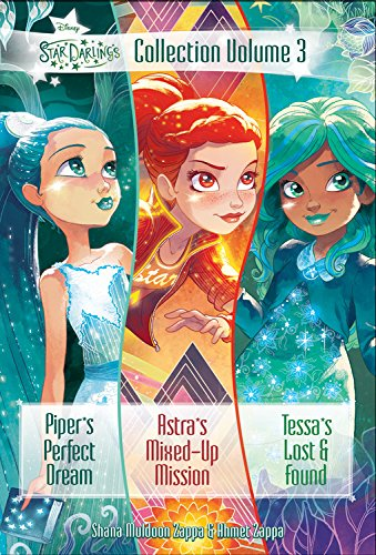 Download Star Darlings Collection: Volume 3: Piper's Perfect Dream; Astra's Mixed-up Mission; Tessa's Lost and Found pdf