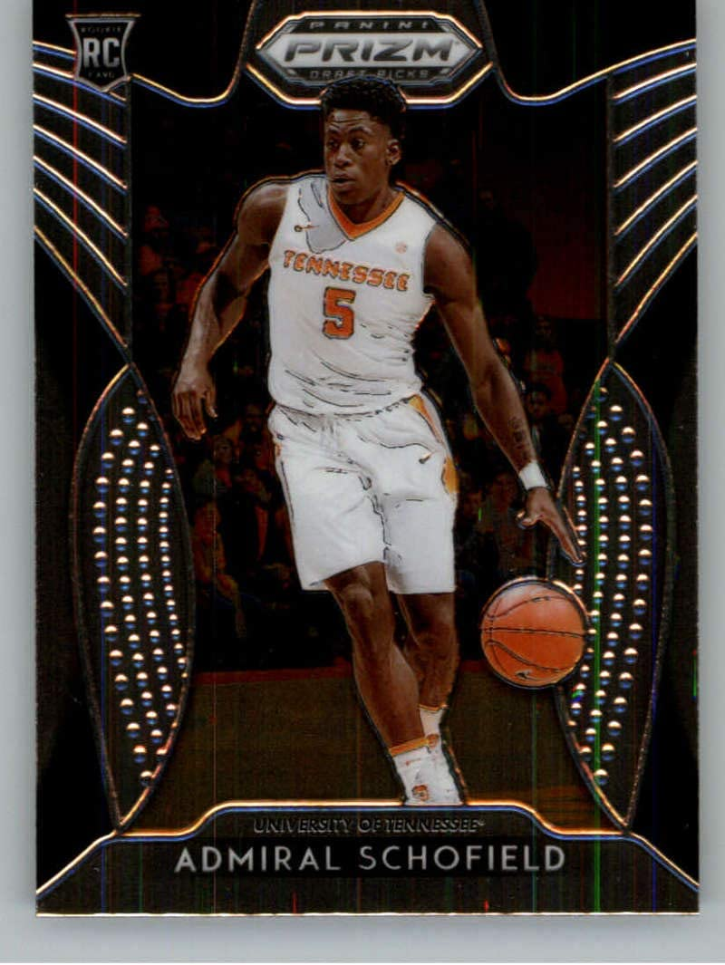 Basketball NBA 2019-20 Panini Prizm Draft #41 Admiral Schofield #41 NM Near Mint