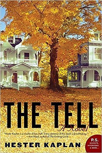The Tell: A Novel