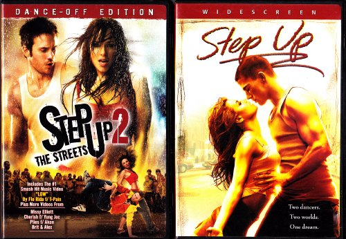 Step Up , Step Up 2 The Streets : 2 Pack Collection