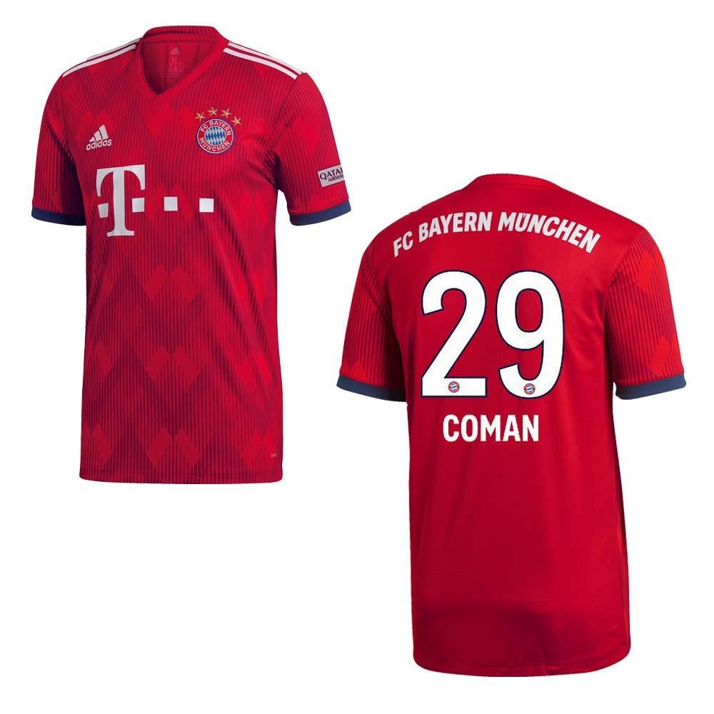 Adidas FC Bayern MÜNCHEN Trikot Home Kinder 2019 - COMAN 29