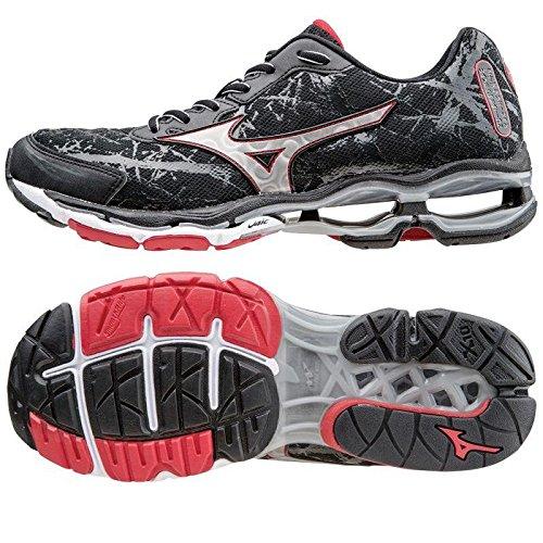 Mizuno - Zapatillas para correr para hombre Black