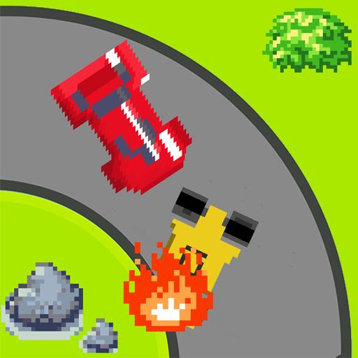 Crash Race - 8 Carrera