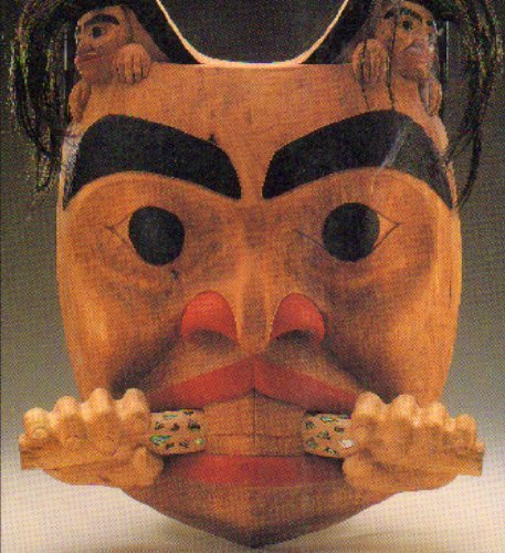 (Spirit Faces: Contemporary Native American Masks from the)