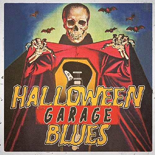 Halloween Garage Blues / Various