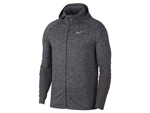 De Nike Capuche À Zippé Homme Element Gris Entièrement Running Sweat R1qUwXxZ