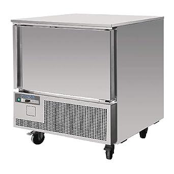 Polar dn492 Blast refrigerador/congelador, 140 L: Amazon.es ...