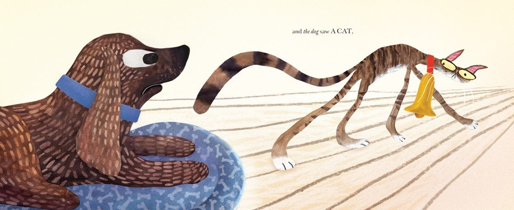 They All Saw a Cat by Chronicle Books (Image #5)