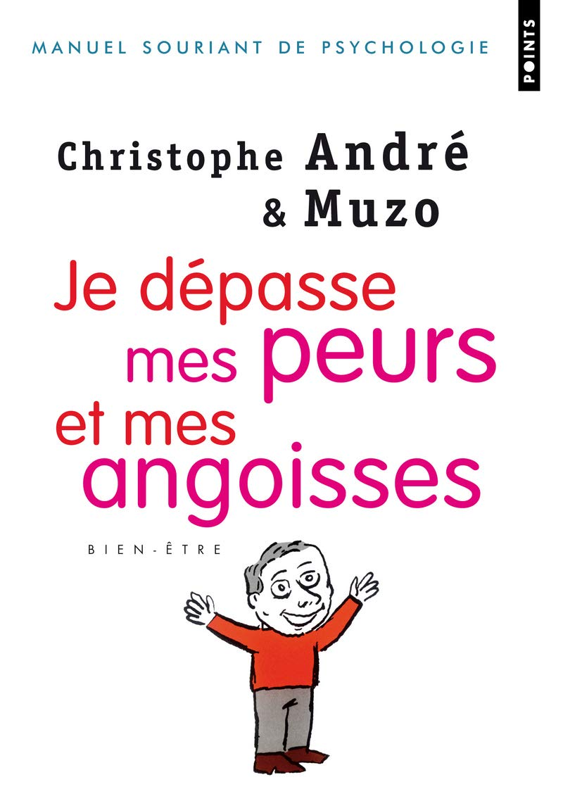 Read Online Je D'Passe Mes Peurs Et Mes Angoisses (English and French Edition) pdf