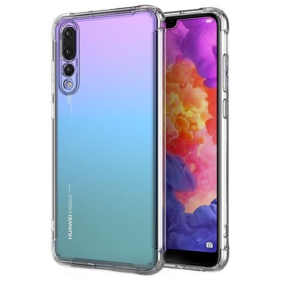 UMIPUBO Funda Huawei P20 Pro, silicona carcasa con ...