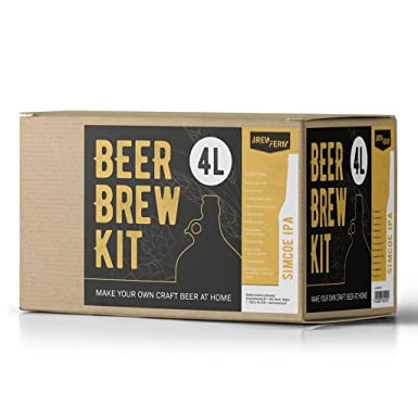 Brewferm Kit para preparar cerveza – Simcoe IPA