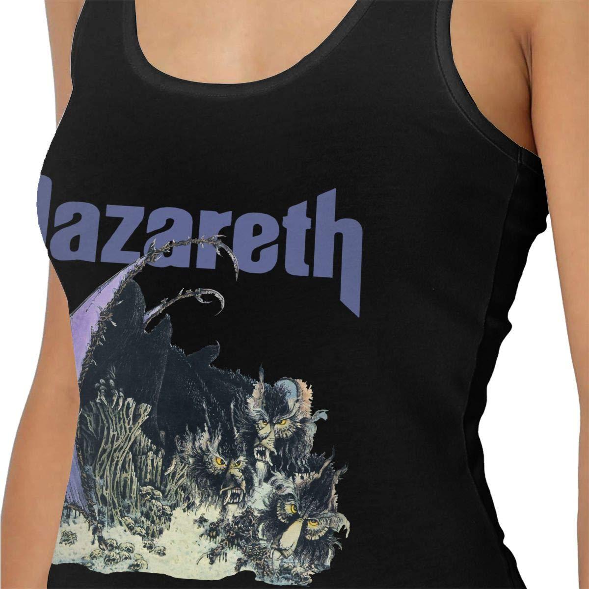 d013a90970e89d Nazareth Hard Rock Band Tank Tops for Women