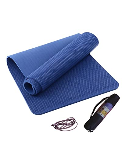 Amazon.com : Yoga mat Fitness Weight Loss Environmental ...