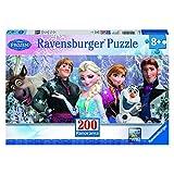 Ravensburger Disney Frozen Friends Panorama Puzzle (200-Piece)