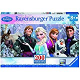 Ravensburger Disney Frozen Friends Panorama Puzzle (200-Piece)