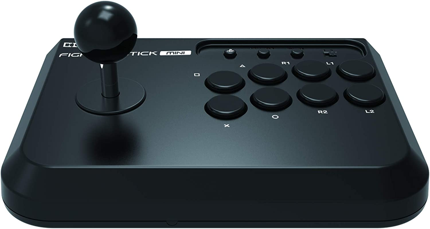Hori - Fighting Stick Mini (PS4, PS3, PC): Amazon.es: Videojuegos